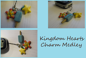 Kingdom Hearts Charm Medley by AlmostInfinity