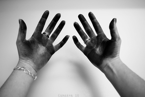 The Hands of an Artist by Camaryn