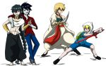 Crossover Magi_Adeventure Time_2 by guchi-22