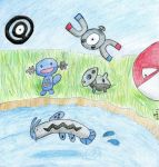 The Poke Pond by SirWongIII