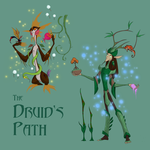 EWU Style Guide: Two Paths of Druids by FingyTheTrickster