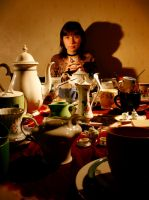 mad tea party. by Alice-fanclub