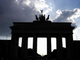 Brandenburger Tor by MagicFuchs
