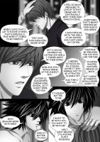 Death Note Doujinshi Page 93 by Shaami