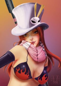 Yoko Caitlyn - League of Legends Tribute 2014 by DoraLauer