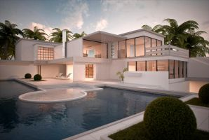 House 4 by M-Pixel