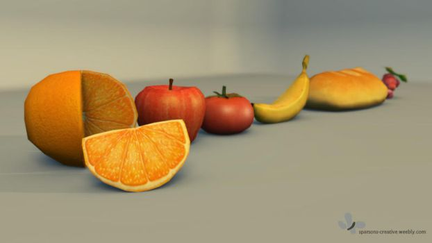 Fruit Selection by Azrelae
