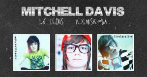 Mitchell Davis Icon Pack- 1 by Ion-Sky