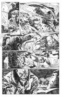 Wolverine page by dichiara