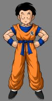 Krillin Special by hsvhrt