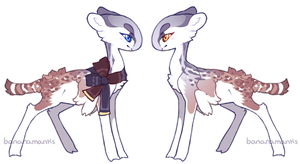 +auction+ Silver Shade /CLOSED by bananamantis