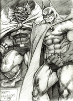 Etrigan by MisterHydesSon
