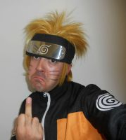 Naruto cosplay 4 by IronCobraAM