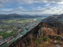 Over The Valley by Burtn