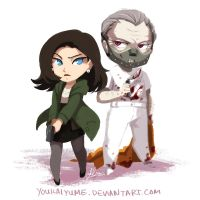 Chibi Clannibal by YoukaiYume