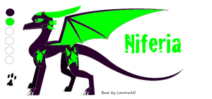 Niferia ref by QuestionTheDragon