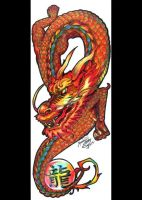 Year of the Dragon 2012 by cherry12