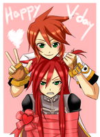 ToA- Valentines 2010 by LadyUsada