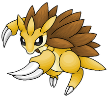 028 Sandslash by Ninjendo