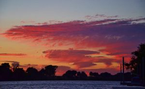 Pink Clouds by Marilyn958