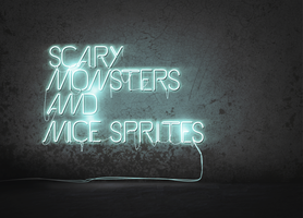 scary monsters - nice sprites by Pusteblumex3