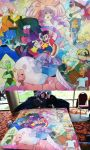 We Are The Crystal Gems! by ChalkTwins