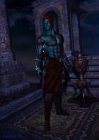 Drow by rogue29730
