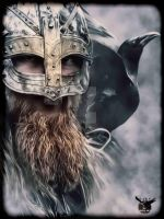 Viking spirit by thecasperart