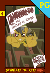 (4) Daring Do and the Amulet of Serra by AlmanacPony
