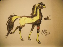 Blinded By The Light - REF by Horsewhisperer5