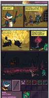 VFQuest 034: Fire in the Hole by sulfurbunny