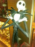 Jack Skellington statue by thereanimatedunknown