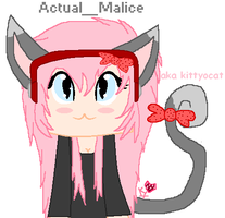 me in minecraft with my username by kittyocat