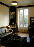 Art deco room by hecestmoi
