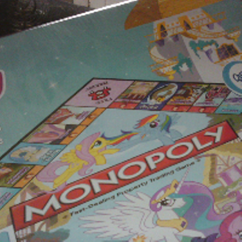 mlp monopoly by bookwormsteve