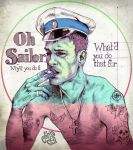 Oh, Sailor by ismaComics
