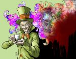 Best Part of Waking up is LSD in Your Cup by JarOfComics