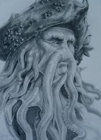 Davy Jones by MallorySmallory