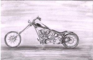 The Bike by C-Deveraux