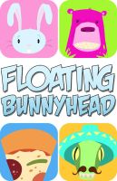 Floating BunnyHead Pop by JackHook