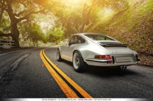 911 by Singer 6 - Top Gear Magazine by notbland