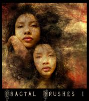 Fractal Brushes I by greenaleydis-stock