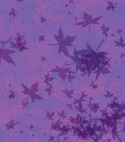 Purple Leaves by Lost-Child-Javon