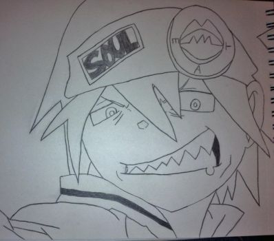 Soul Eater by ChainofMemories97