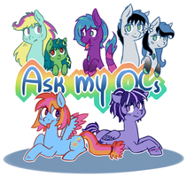 Ask my OCs by Reporter-Derpy