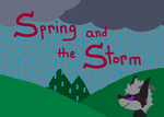Spring and the Storm by kazzlekat