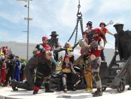 Borderlands MCM Expo 2013 by Lady-Avalon