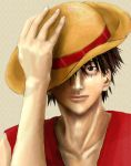 Portrait of Luffy by Konekodesu