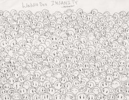 WADDLE DEE INSANITY by AbrahamJarl