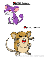 Pokedex 19-20 by Nintendrawer